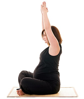 YOGA: Bra for gravide