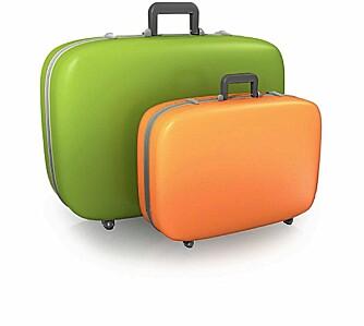 UT PÅ TUR: Benytt anledningen til å reise. Sjekk alltid hvordan reiosemålet vurderes helsemessig for gravide.