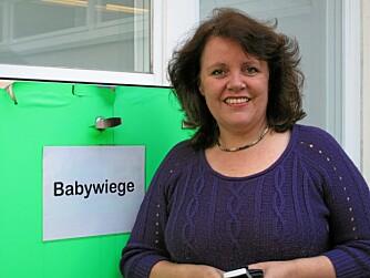 REDDER LIV: Hva er egentlig alternativet for disse uskyldige babyene? spør initiativtaker Gabriele Stangl retorisk? - Døden! Vi redder liv.
