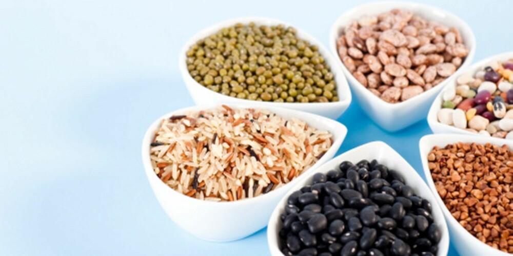 LAVKARBO: Mye riktig fett, proteiner og langsomme karbohydrater skal få vekten opp og hormonbalansen på rett kjøl.