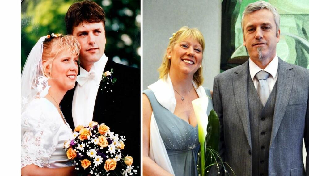 a1d81c50 TO BRYLLUP: I siste Kamille forteller Gunn og Stig om kjærligheten som ikke  ville ta