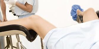 TA EN SJEKK: Har du prøvd å bli gravid i ett år, kan det være greit å få henvisning til gynekolog for å ta en sjekk.
