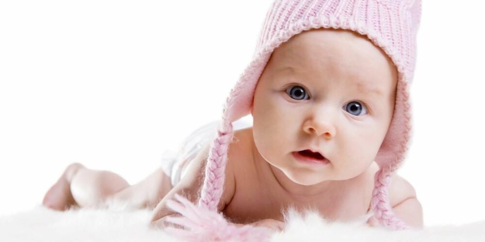 JENTE: Har en familie tre gutter fra før, kan de velge en jente neste gang. Ihvertfall på fertilitesklinkken The Fertility Institute i USA.