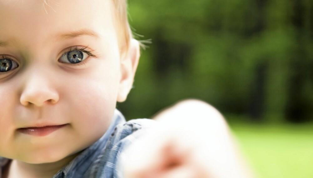 INTERNASJONAL BABY: Ønsker du å gi det nye familiemedlemmet et navn som også kan sies i utlandet?