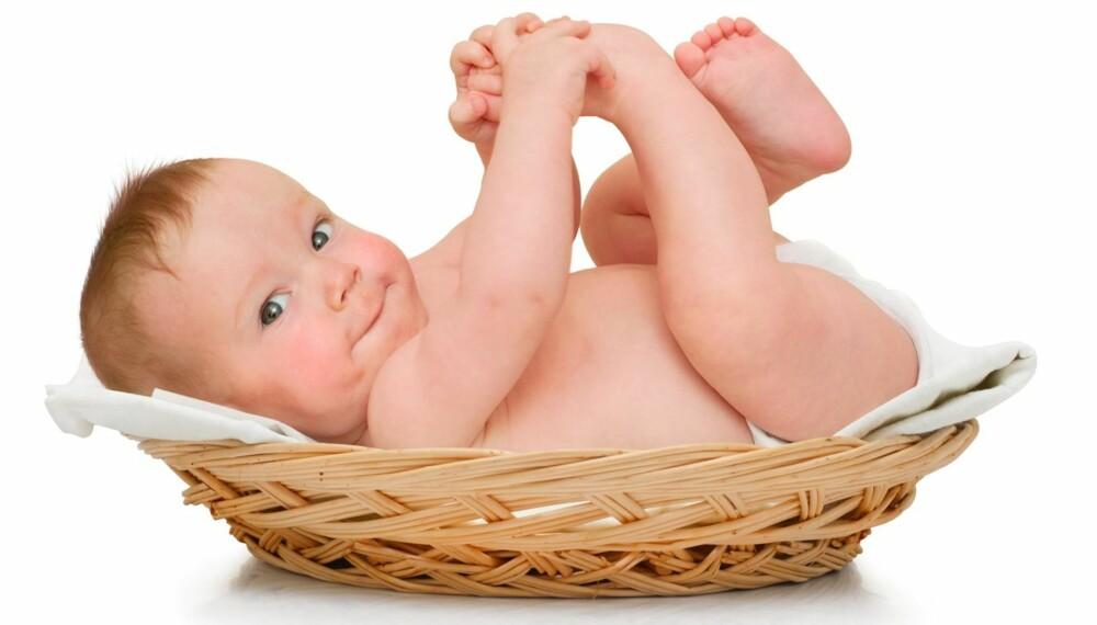 POPULÆRE LUCAS: Lucas var det klart mest populære navnet å gi guttebabyer i 2012. For jentene er det Nora som gjelder.