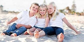 STATUSNAVN: Barn fra miljøer med høy sosial status får ofte sjeldne eller tradisjonsrike navn.