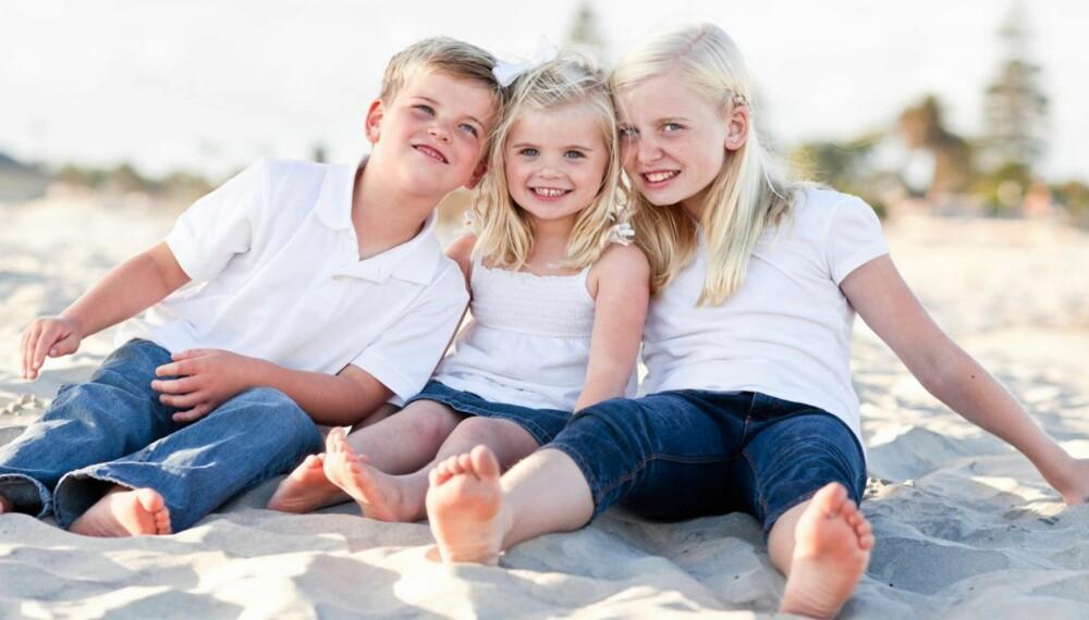 STATUSNAVN: Barn fra miljøer med høys sosial status får ofte sjeldne eller tradisjonsrike navn.