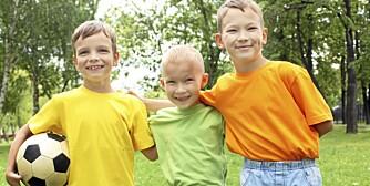 NAVNEVALGETS KVALER: Jakob, Jesper og Jonas? Eller Ole-Christian, Lysander og Tor?