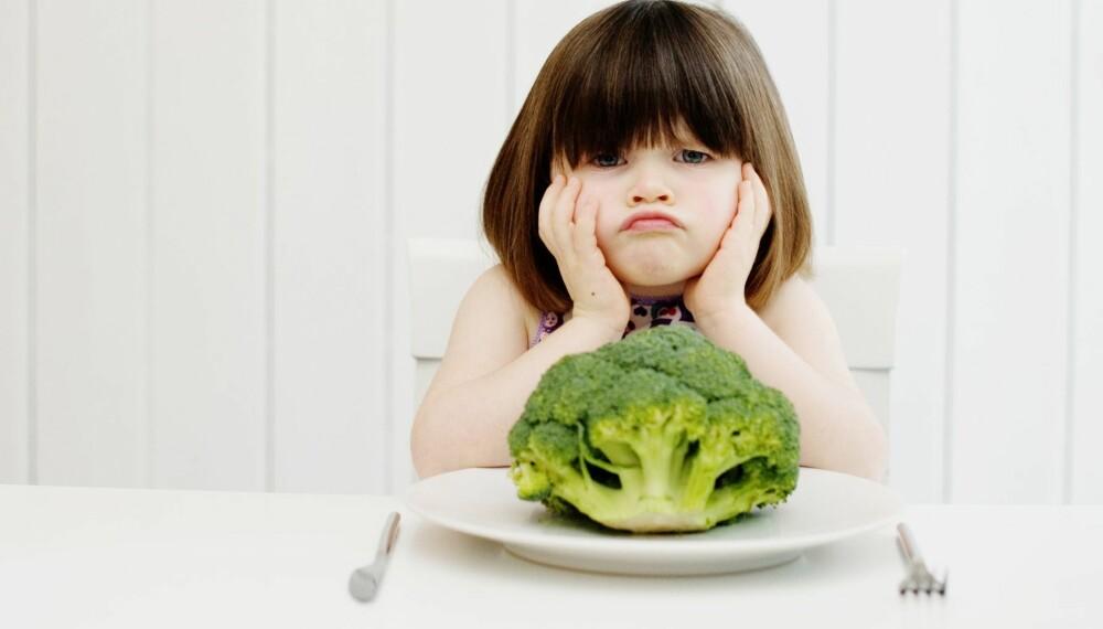 SYKELIG SUNNHET: - Det blir så mye snakk om mat og sunnhet at vi går oss vill og til slutt tror at mat er farlig, sier psykolog Asle Halvorsen.
