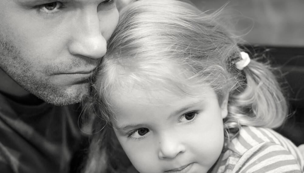 TRØST, IKKE KONSEKVENSER: Vil du lære barnet å ta ansvar for egne handlinger, kommer du lenger med trøst, hjelp og veiledning enn straff.