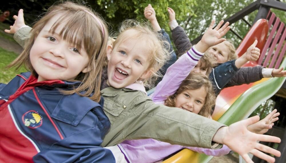 e9629da0 TØFF SKOLESTART: Overgangen fra barnehage til skole kan for mange barn  føles som vanskelig og