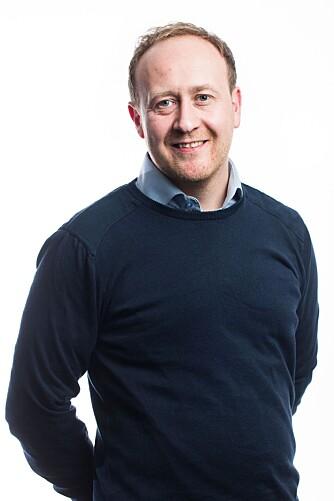Øyvind Vederhus, kommunikasjonssjef hos Mills.