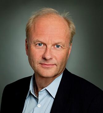 Psykiater, forfatter, professor og kritiker Finn Skårderud.