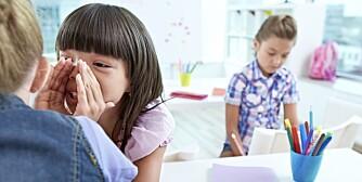 MOBBER: Hva skal du gjøre dersom det er ditt barn som mobber andre?