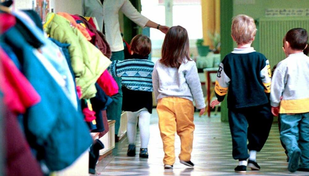 HUSKELISTE TIL SFO: Når barnet starter på skolen og skal videre til skolefritidsordningen, er det naturlig at du ikke vet alt barnet trenger. Her har du en huskeliste! FOTO: Colourbox.