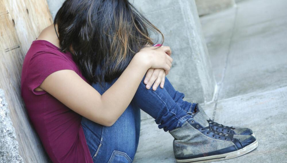 UMULIG Å SKJERME: Den stille mobbingen begrenser seg ikke til skoleplassen.
