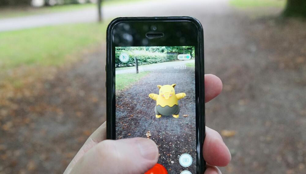SPILLING VED SKOLESTART: Det kan være greit å ta en prat med barnet ditt før skolestart, dersom det har blitt i overkant mye Pokémon-spilling i sommer.