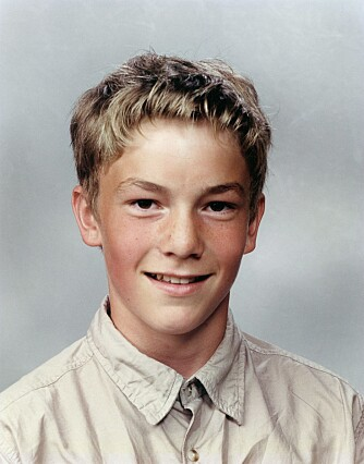 VILLE IKKE MER: Natt til julaften 2003 forsøker Robert å begå selvmord, 14 år gammel.