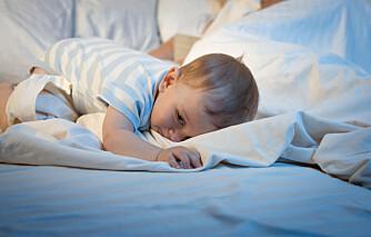 Gener bestemmer hvor godt babyen din sover om natten - Baby