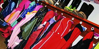 INNRØMMER AT DE STJELER: Flere mødre i forumet BarniMagen.no innrømmer at de har tatt andre barns klær i barnehagen.