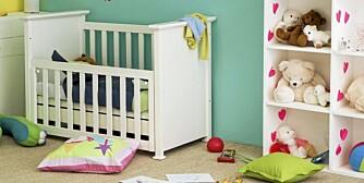 ET FLOTTERE ROM? Har du lyst til å freshe opp barnerommet eller skal du dekorere på nytt? Prøv å handle interiøret på nett.