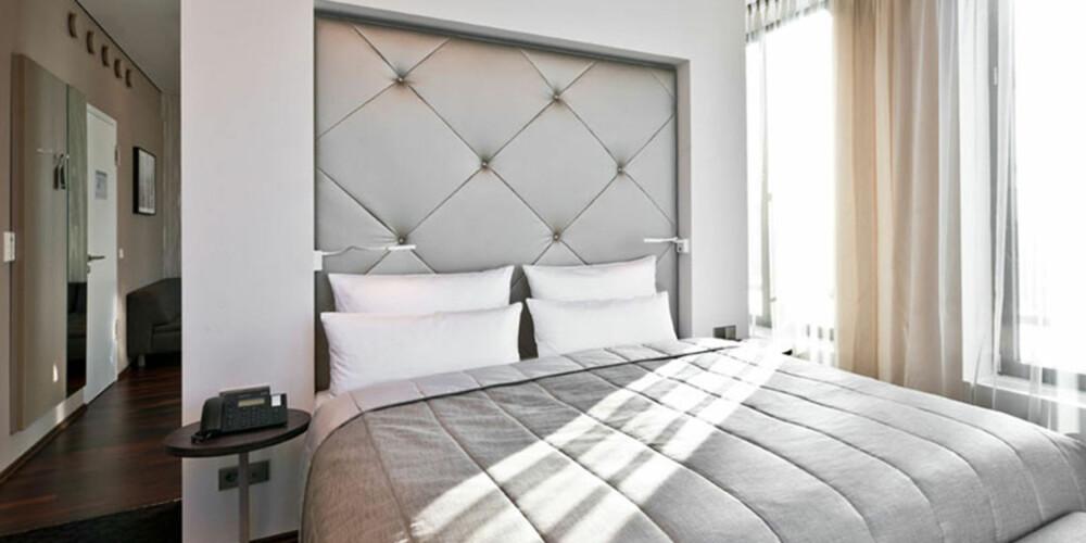 BERLIN: Berlin er kjent som en ung og trendy by, på dette hotellet bor du i luksuriøse omgivelser.