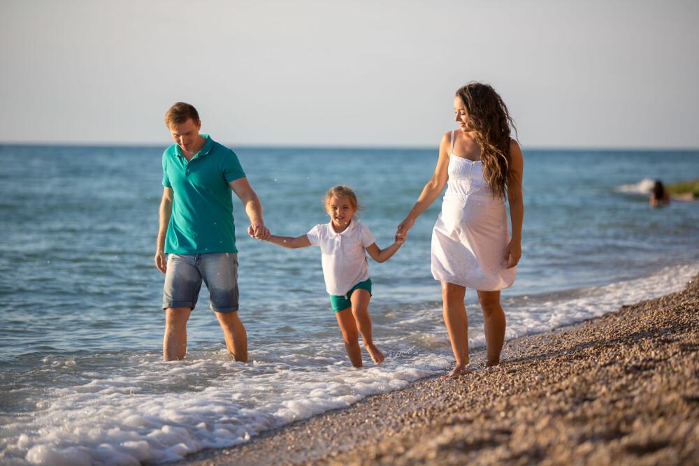 SOMMERBABY: Fødes babyen om sommeren, når for eksempel influensaepidemier forekommer mer sjeldent, er fosterets immunsystem mer avslappet.