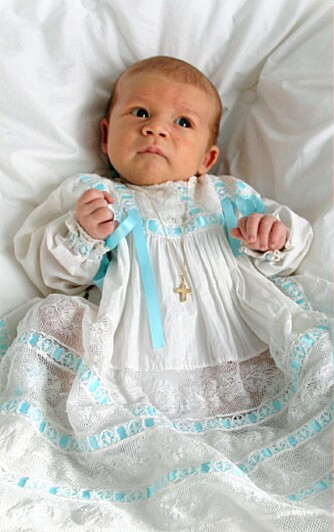 BLOSTRUP: Et guttebarn født i Norge i 1801, kunne risikere å få et av de Flåklypa-klingende navnene Solan eller Blostrup .