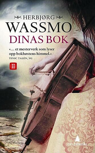 NAVNE-TRILOGIER: Forfatter Herbjørg Wassmo har med sine trilligier om kvinnene Tora og Dina vært inspirasjon til mange jentenavn etter 1990-tallet.