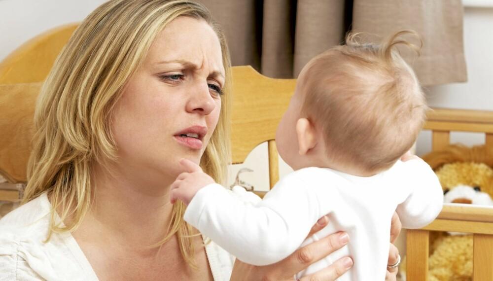 RÅDVILL: Nybakte foreldre har mange spørsmål, men de fleste av dem er det bare du selv som kan svare på.