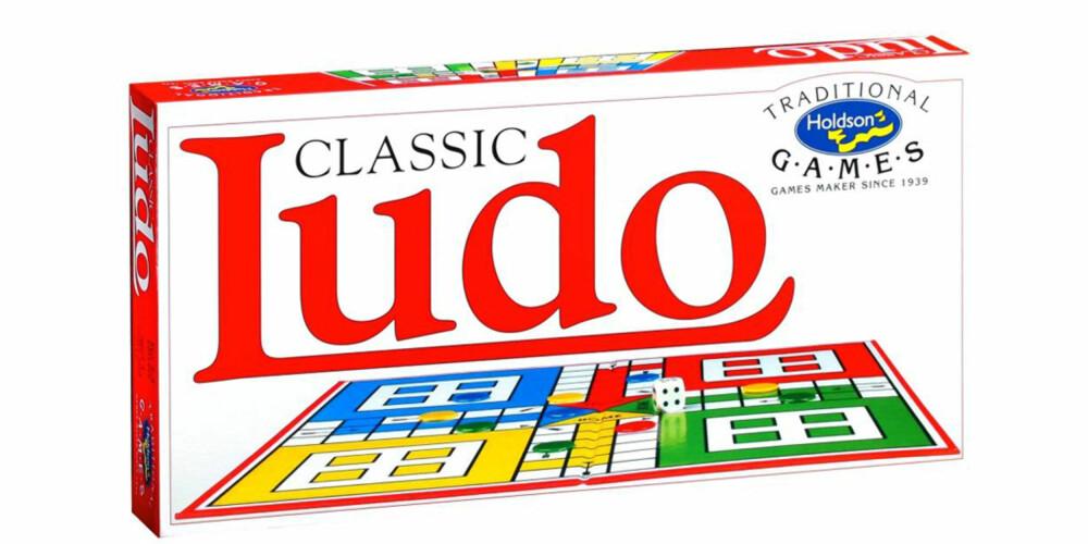 GAMMELT SPILL: Ludo slik vi spiller det i dag er en forenklet versjon av et gammelt Indisk spill.