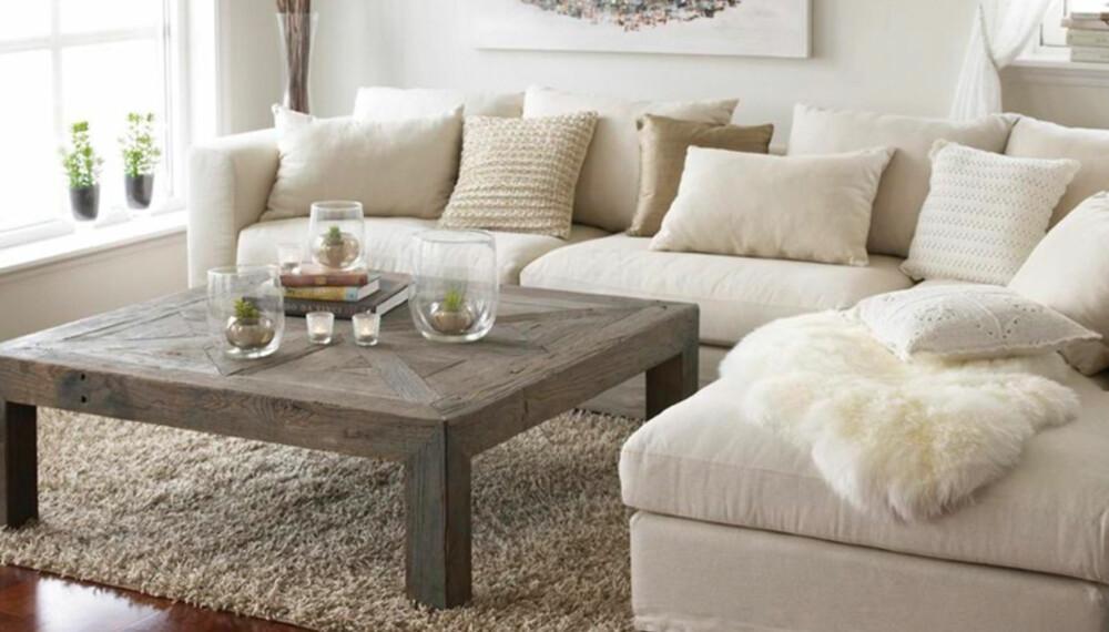 Wonderful Står sofaen din her, kan den bli ødelagt - Vedlikehold JO-76
