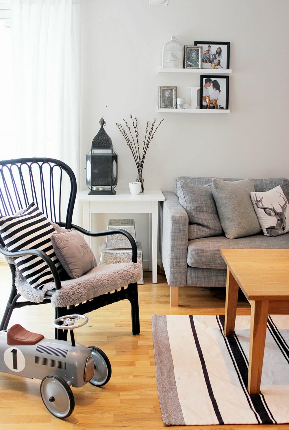2. PLASS: Hjemme hos Hanne Mette Huseby.