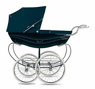 DYR: Silver Cross Balmoral-vognen koster 17900 kr på babykos.no.