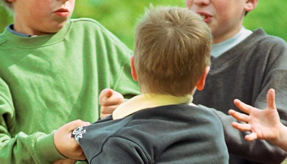 HØYT AGGRESJONSNIVÅ: Forskerne skal finne ut om tilskudd av omega-3 kan dempe gemyttene hos barn med adferdsproblemer.
