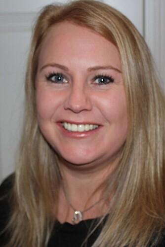 MOR OG FORFATTER: Kristine (39) har skrevet bok om hvordan det er å leve med to barn med spesielle behov.