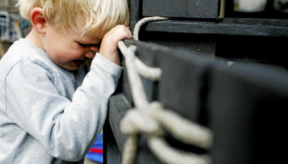 RAMMER VILKÅRLIG: Et barn som er utsatt for mobbing i ett miljø, kan ha det helt fint i et annet.