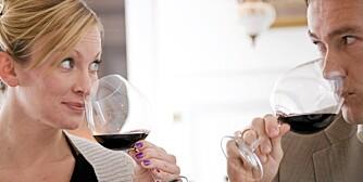 KÅTERE: Kanskje det ikke er så dumt å drikke rødvin allikevel?