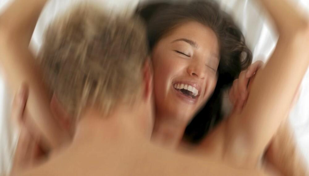 FERSKET: Gutta er avslørt. Nå vet jenter at også gutta faker om de kjeder seg.
