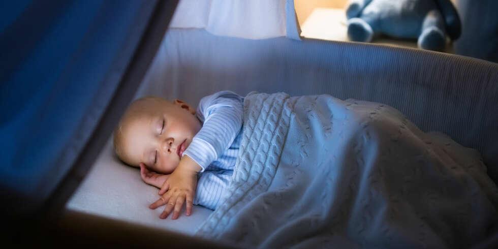 Baby som ikke vil sove - Søvn