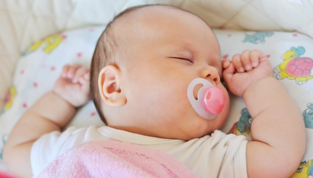SØVN: Finnes det noe foreldre grubler mer på enn hvordan få den lille til å sove - bare bittelitt lenger?