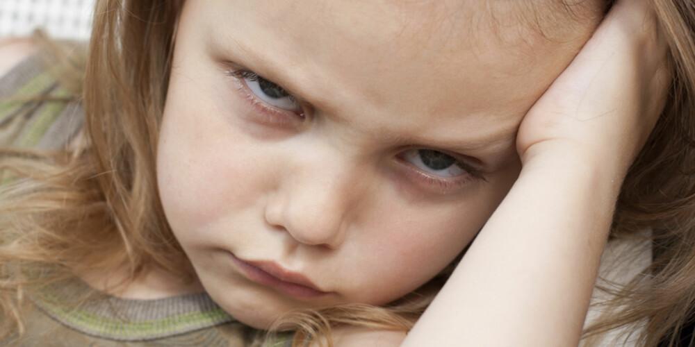 SVAR MED SAMME MYNT PÅ SUTRING: Vedvarende sutring kan gi tilhøreren varig hørselsskade. Skaden viser seg ved at offeret utvikler immunitet og ikke lenger er i stand til å oppfatte sutringen.