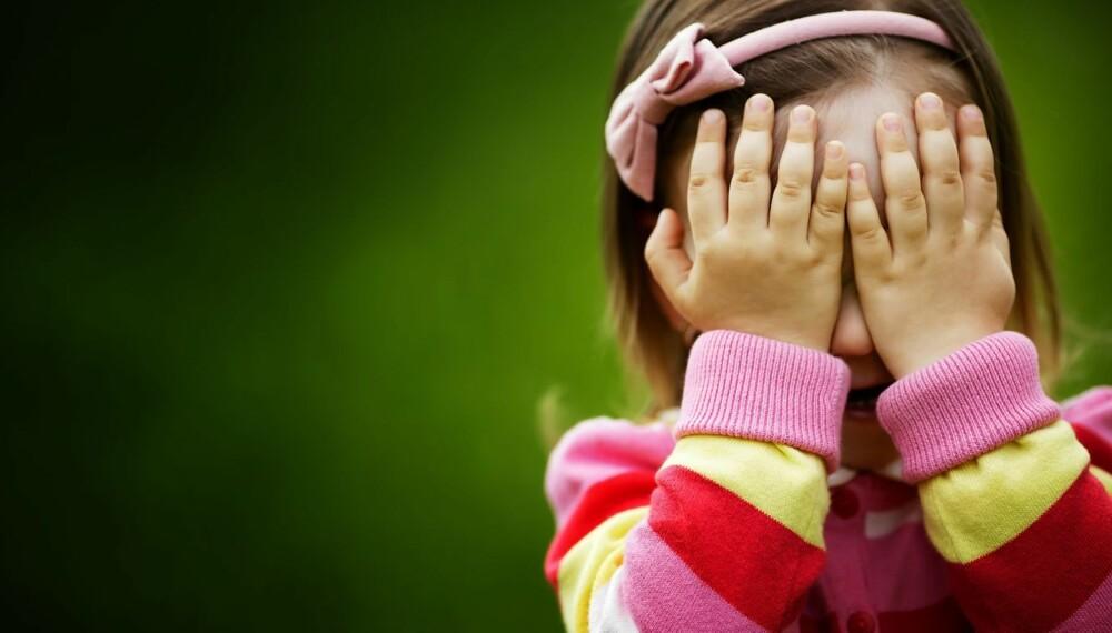 FEIGE BARN: Barn trenger å ta sjanser, oppleve mestringer og gå på noen smeller for å lære. Det er det ikke alle som får mulighet til.