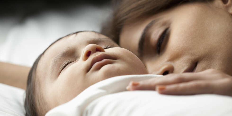 Babyer som sover på magen - Søvn