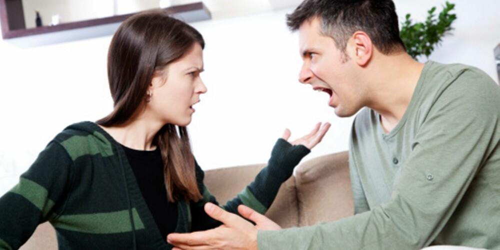 """PASS ORDBRUKEN: Ord og trusler som: """"drittsekk"""", """"jeg vil aldri snakke med deg igjen"""", """"dra til helvete"""" og """"hold kjeft"""" er strengt forbudt."""