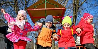 SJEKKES: 250 private barnehager skal under lupen.