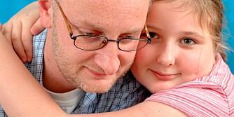 PROBLEM: Forskerne bak den nye studien mener at foreldrene vanskelig kan gjøre noe for barna sine når de ikke klarer å se om sønnen eller datteren er overvektig eller undervektig.