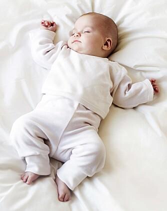 baby, sove, nyfødt, babydrøm
