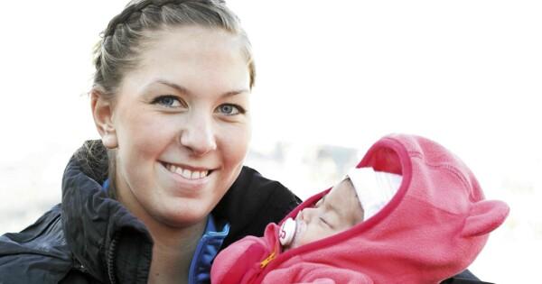 Gravid uten symptomer - Gravid