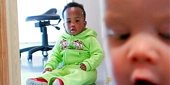 BABY I BARNEHAGEN: Stadig flere barn begynner i barnehagen før de kan gå. De yngste er bare 6 måneder gammel, ifølge en undersøkelse TV2 har gjort.